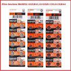 Pile montre Maxell LR41/LR1130/LR44/CR2032/CR2025/CR2016, VENDEUR PRO