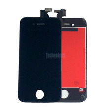 iPhone 4s BLACK Replacement LCD Touch Screen Digitizer Assembly