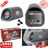 Audio 8 In 240 Watt Loaded Subwoofer Enclosure Amplified Tube Vented - Open Box!