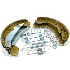 REAR BRAKE SHOES & SHOE FITTING KIT FITS: VAUXHALL CORSA C 01-06 ABS SFK0069A