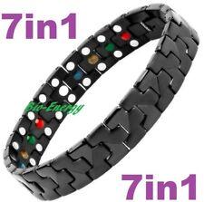TITANIUM Magnetic GERMANIUM Energy Armband Power Bracelet JADE 7in1 Copper
