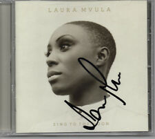 LAURA MAVULA - Signed CD - Sing to the Moon - MUSIC