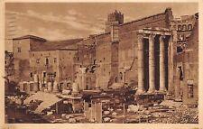 6367) ROMA, FORO D'AUGUSTO. VIAGGIATA NEL 1938.