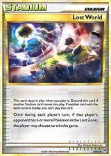 CALL OF LEGENDS POKEMON STADIUM CARD - LOST WORLD 81/95