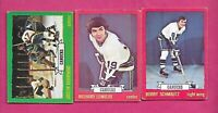 1973-74 OPC VANCOUVER CANUCKS   CARD LOT  (INV# C2742)