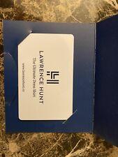 NEW Lawrence Hunt $50 Gift Card Men's Women's Dress Shirt Ultimate Dress Shirt