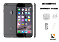 Unlocked Apple iPhone 6 64gb Grey Good Battery