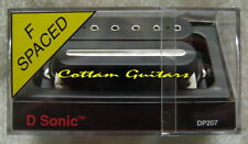 DDIMARZIO DP207F D-Sonic HOT Bridge Pickup fit IBANEZ JPM John Petrucci Musicman