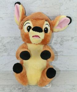 "Disney Parks Disney Babies Bambi 11"" Plush Doll Toy"