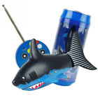 Mini Remote Control Toy Electric RC Shark Kids Educational Toy Gift - Black