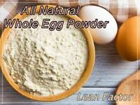 Whole Powdered Eggs 2LB & Single Serving*Lot*Mylar Bag*Survival*Hunting*Camping*