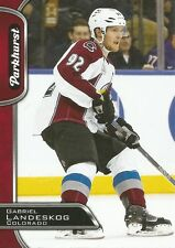 Gabriel Landeskog #79 - 2016-17 Parkhurst - Base Red Border