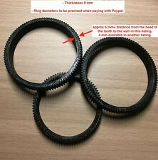 Seamless Follow Focus Lens Gear Ring diamètre 75 To 79