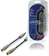 10M, HQ Coaxial Male Plug to Female Socket Cable, 100Hz 90dB LCD TV Digital Lead