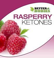 Raspberry Ketone Diet Pills Weight Loss Slimming Supplement 30 Capsules Bottle