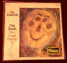 Ella Fitzgerald ~ Clap Hands, Here Comes Charlie! Analogue Prod New Sealed LP