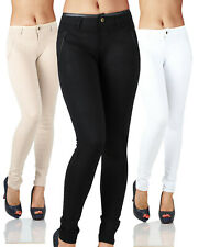 Sexy Stretchy Chino Office Business Trousers Jeggings  Skinny Slim N 081