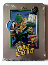 Disney The Great Mouse Detective on DVD in Real 3D Collectible Tin Packaging