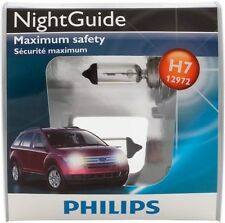 Philips H7 NightGuide Replacement Bulb, (Pack of 2)