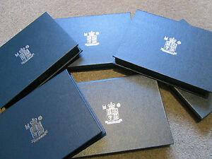 ROYAL MINT BLUE COIN CASE HOLDERS AND CLEAR CASES FOR £1 £2 50p 20p 10p 5p 2p 1p