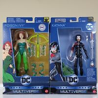 """DC Multiverse THE REAPER Batman Year Two 6/"""" Inch Figure Brand New HTF New Sealed"""