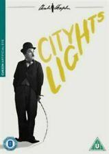 Charlie Chaplin City Lights 5021866764306 With Virginia Cherrill DVD Region 2