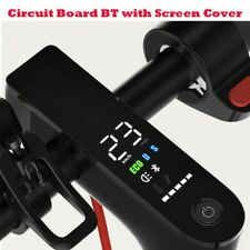 For Xiaomi M365 Pro Electric Scooter Dashboard Circuit Board with Screen Cover