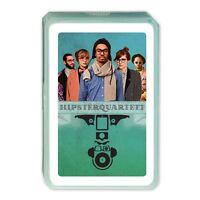Hipster Quartett Berliner Hipsterquartett Kartenspiel 32 Karten