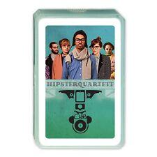 Hipster cuarteto Berliner hipsterquartett juego de cartas 32 cartas
