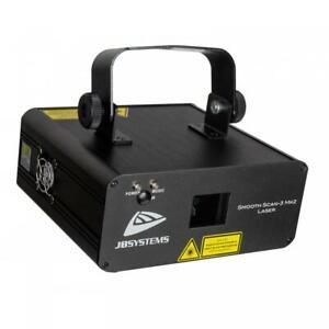 JB Systems Smooth Scan-3 Mk2 Grün Rot Laser Grafik Bilder Fernbedienung DMX