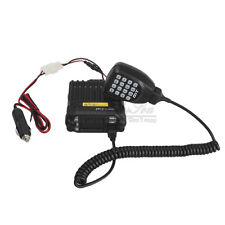 KT-8900D doble banda VHF UHF Jamón de tronco de coche radio móvil Quad en espera Walkie Talkie