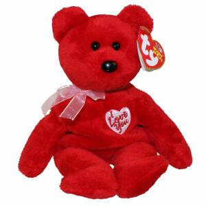 TY Beanie Baby - SECRET the Bear (8.5 inch) - MWMTs Stuffed Animal Toy