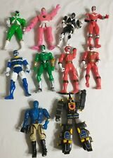 Bandai Mighty Morphin Power Rangers Vintage Lot of Action Figures