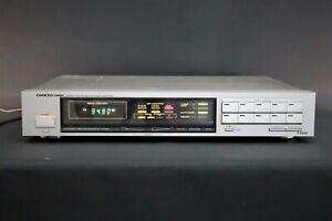ONKYO INTEGRA T-4250 Digital Synth.Tuner Hi-Fi Separate #18 from HIFI Vintage