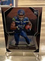 2019 Panini Prizm #343 DK Metcalf GEM MINT Great Investment Seahawks 12th MAN!!