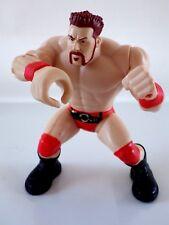 Figurine articulée WWE MATTEL power Slammers ! SHEAMUS 2012 mécanisme ok 12cm