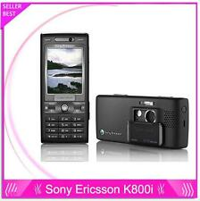 K800 Sony Ericsson K800i 3G GSM Tri-Band 3.2MP Camera Bluetooth FM Radio JAVA