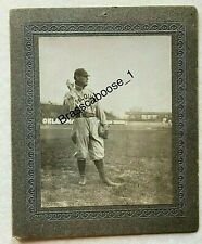 Extremely Rare Mordecai 3 Finger Brown 1903 St Louis Cardinals HOF 1st yr Photo
