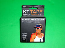KT TAPE KINESIOLOGY THERAPEUTIC ELASTIC SPORTS TAPE FOR PAIN RELIEF & SUPPORT