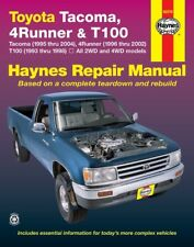Repair Manual-Base Haynes 92076