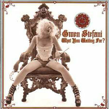 CD Single Gwen STEFANI	What you waiting for 2 tracks CARD   SLEEVE	CDSINGLE