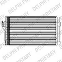 Delphi Air Conditioning Condenser TSP0225611 - BRAND NEW - 5 YEAR WARRANTY