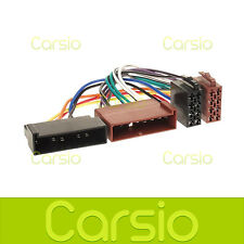 Ford Focus ISO Wiring Harness connector / adaptor Radio Car Lead