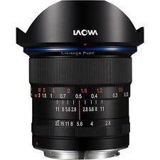Laowa 12mm f/2.8 Zero-D Lens for CANON EF mount Ultra Wide Angle Full frame lens