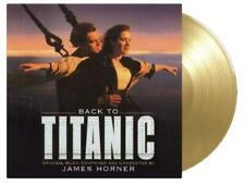 James Horner - Back to Titanic (180 Gr 2lp Gold Vinyl) 2018 Music on Vinyl