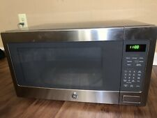 Microwave Oven GE in Stainless Steel