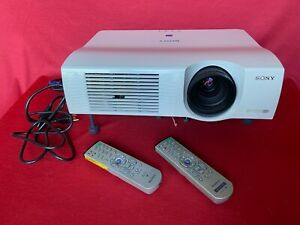 Sony VPL-PX35 Data Projector - 720 Lamp Hours