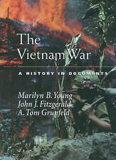 The Vietnam War: A History in Documents (Pages from History)-ExLibrary