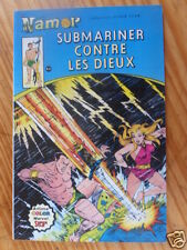 "BD NAMOR "" SUBMARINER CONTRE LES DIEUX "" AREDIT 1979, TRES BON ETAT"