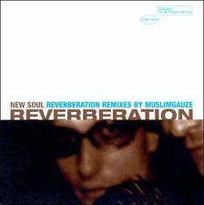 MUSLIMGAUZE/REVERBERATION - NEW SOUL [EP] [DIGIPAK] NEW CD